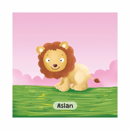 Q Bebek Cep kitaplarım hayvanlar